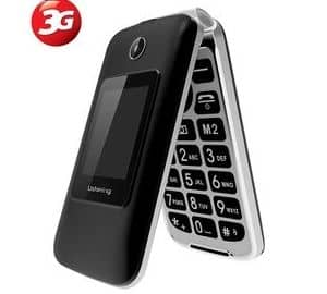 3G Big Button Unlocked Mobile Phones
