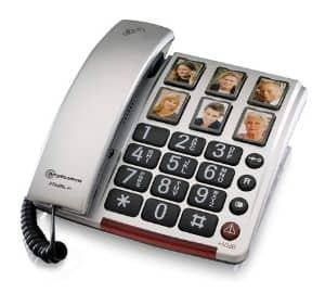 cheap big button phone