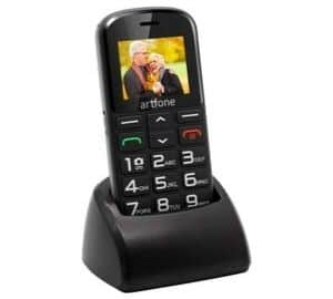 Artfone CS182 Upgraded GSM Large Mobile Phone