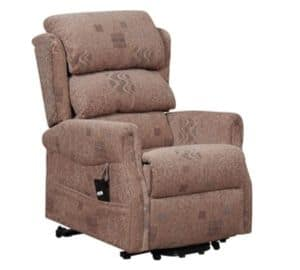 Axbridge electric power recliner chair
