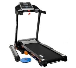Branx Fitness Foldable 'Cardio Pro' Touchscreen Console Treadmill