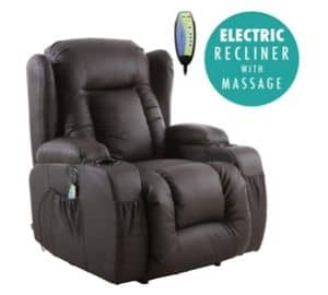 CAESAR ELECTRIC AUTO RECLINER Chairs