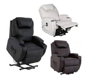 Cavendish Dual Motor Electric Riser and Recliner Chair