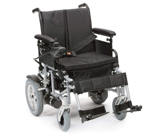 Cirrus folding powerchair