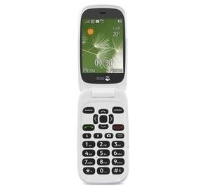 Doro 6520 Locked Flip Mobile Phone