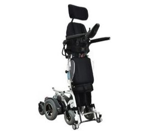 Draco standing power wheelchair
