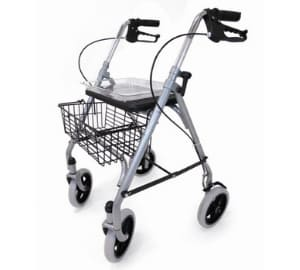 Drive Height Adjustable Aluminium Walking Frame