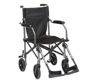 Drive Lightweight Aluminium Folding Transport Chair