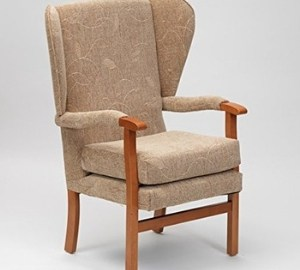 Drive Medical Jubilee Fireside High Seat Chair