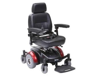 """Drive Titan Axs 18"""" Electric Wheelchair"""
