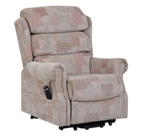 Dual Motor Riser Recliner Chair