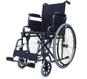 ECSP02 self propelled wheelchair
