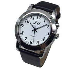 English Talking Quartz Watch