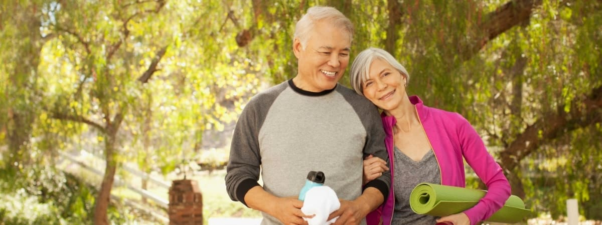 why is exercise important for the elderly,