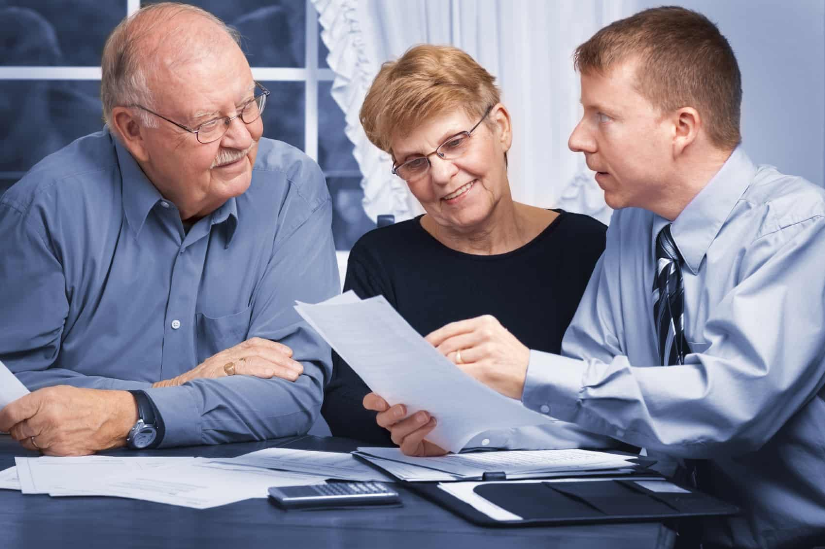 ukcareguide.co.uk - Benefits of speaking to a financial advisor