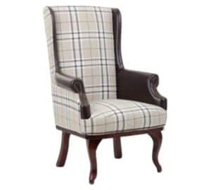 Fireside High Back Armchair
