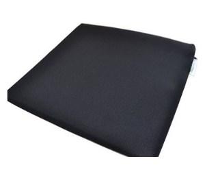 Flow form pressure relieving bath cushion