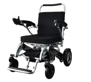 Foldawheel PW1000XL Wheelchair