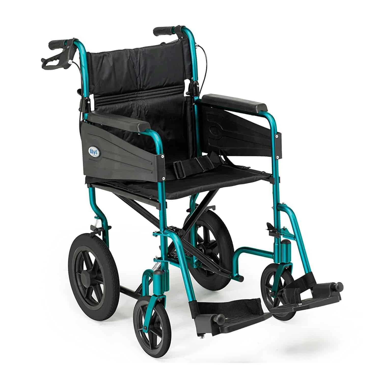 Folding Wheelchair