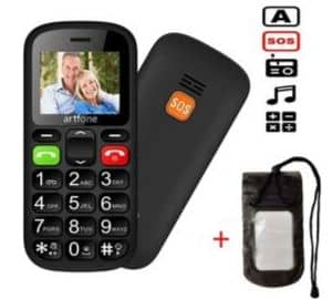 GSM Big Button Mobile Phone for Elderly