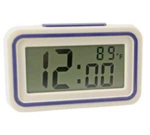 Global Stores Temperature and Talking Clock