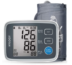 cheap blood pressure monitor