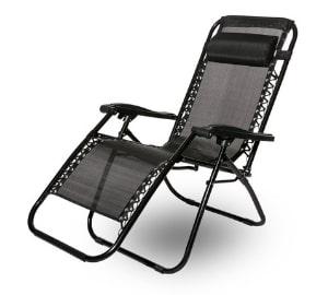 Heavy Duty Textoline Zero Gravity Chairs