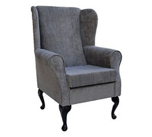 High Wing Back Fireside Chair