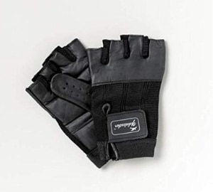 Homecraft Leather Wheelchair Gloves