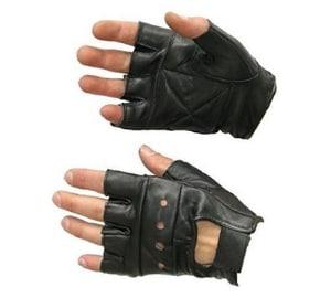 Kango Fitness - Unisex Leather Wheelchair Gloves