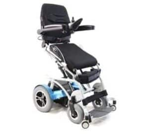 Karman X202 full power standing wheelchair