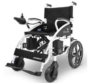 Lightweight Electric Power Wheelchairs (Black)