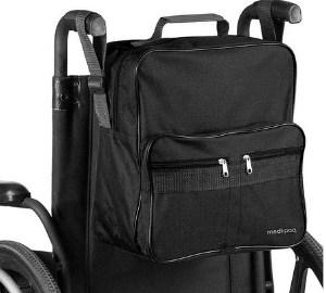 Medipaq Deluxe Wheelchair Bag