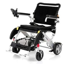 Motion Healthcare Foldalite Pro Power Wheelchair