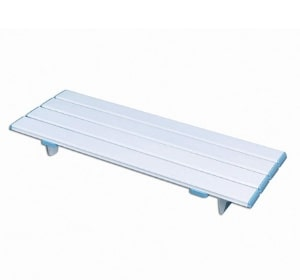 NRS Healthcare Nuvo Slatted Bath Board