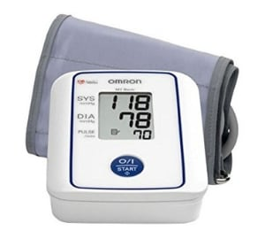 Home blood pressure machine