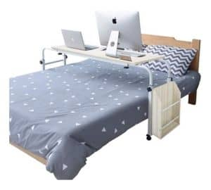 Overbed Trolley Storage Desk