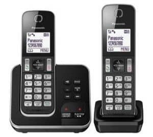 Panasonic KX-TGD322EB