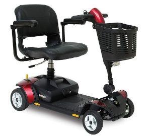 Pride GoGo Elite Traveller LX Mobility Scooter
