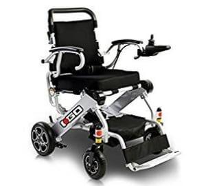 Pride Mobility i-Go Wheelchair