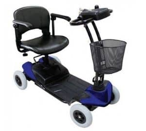 ST1 travel mobility scooter