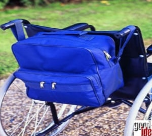 SaMS Innovations Wheelchair Bag