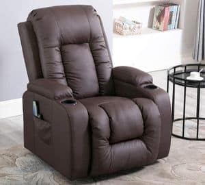 Sanery Massage Chair Recliner Armchair