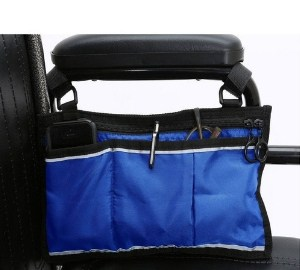 Secure Wheelchair Storage Bag Pouch
