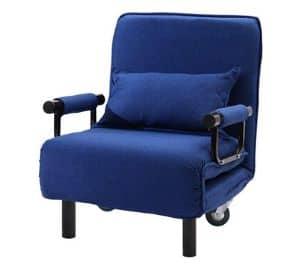 Single folding chair