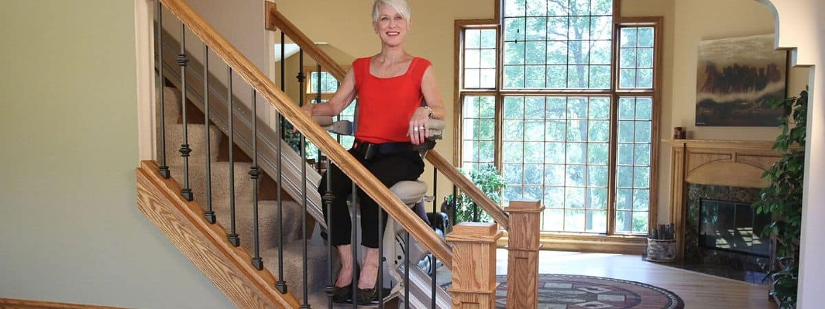 stairlifts for narrow staircases