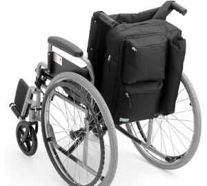 Supportec Deluxe Large Wheelchair