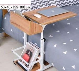 Table FEI Overbed Sofa Side Table