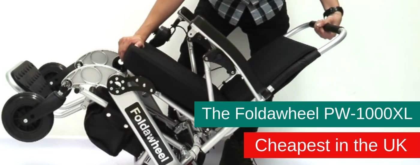 The Foldawheel PW-1000XL