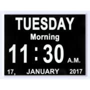 alzheimers clock